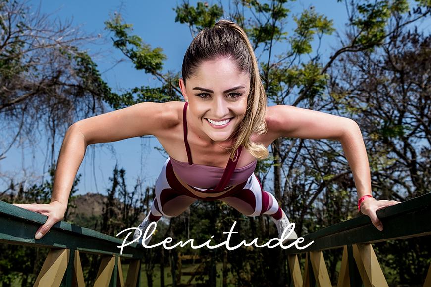 Coleção Plenitude - NKT Fitwear Moda Fitness