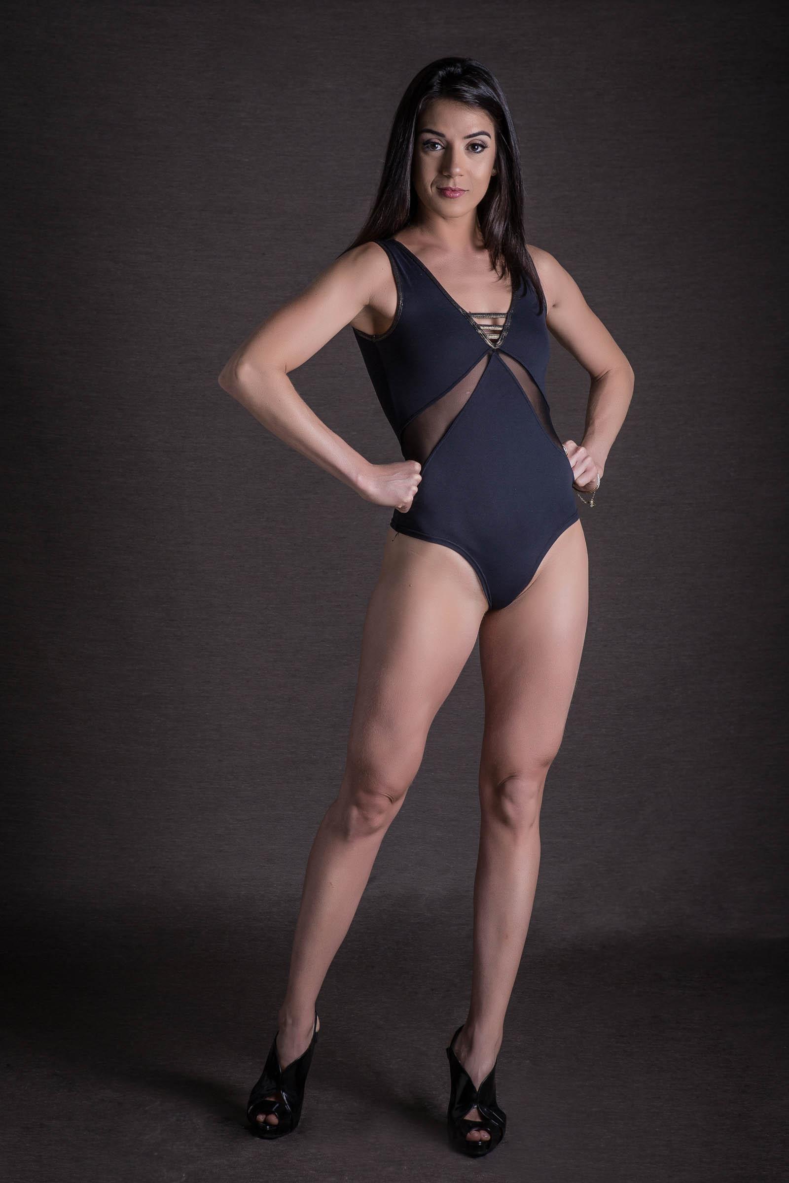 Body Amazing Preto, Coleção You can - NKT Fitwear Moda Fitness