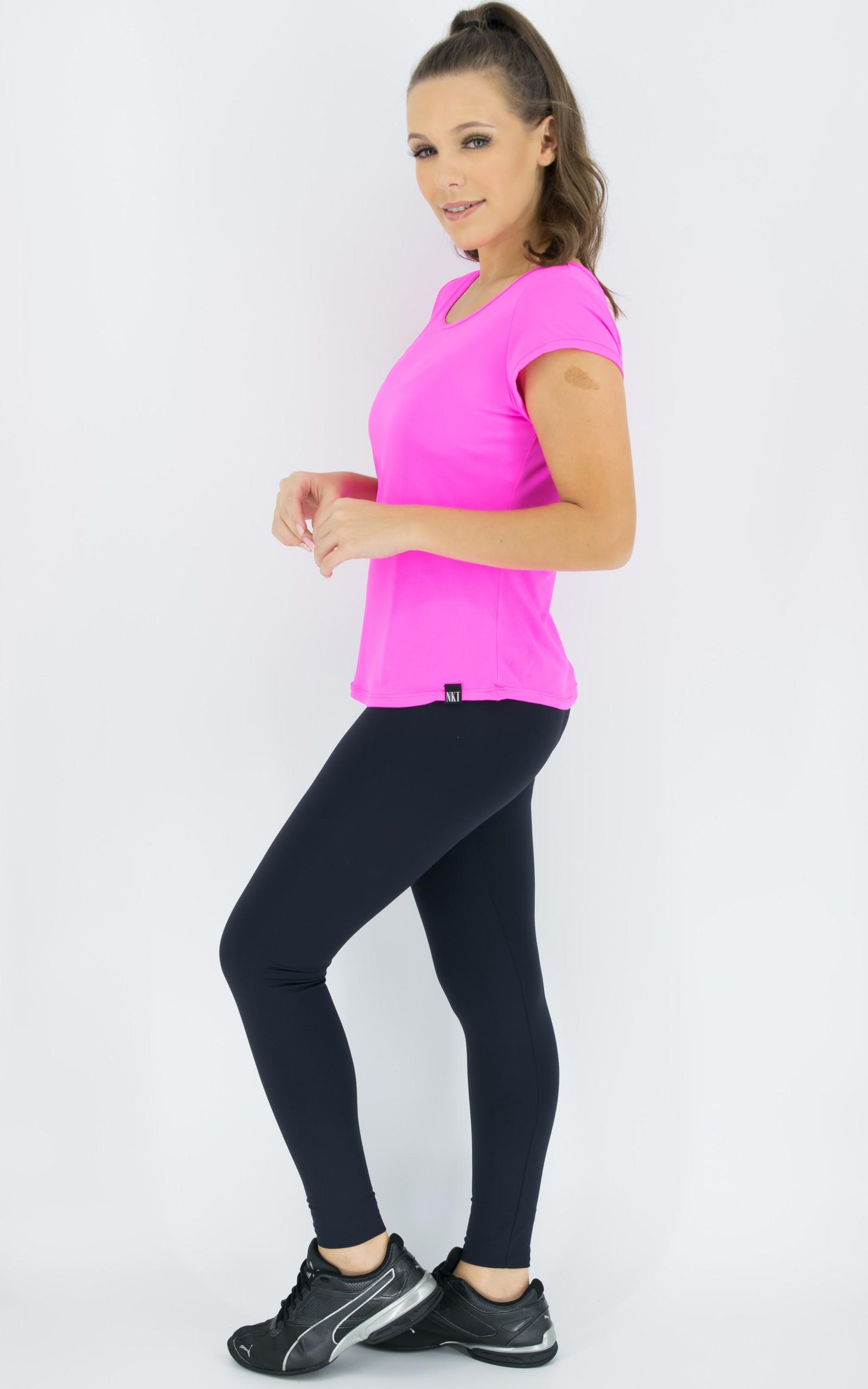 Blusa Special Pink, Coleção Move Your Body - NKT Fitwear Moda Fitness