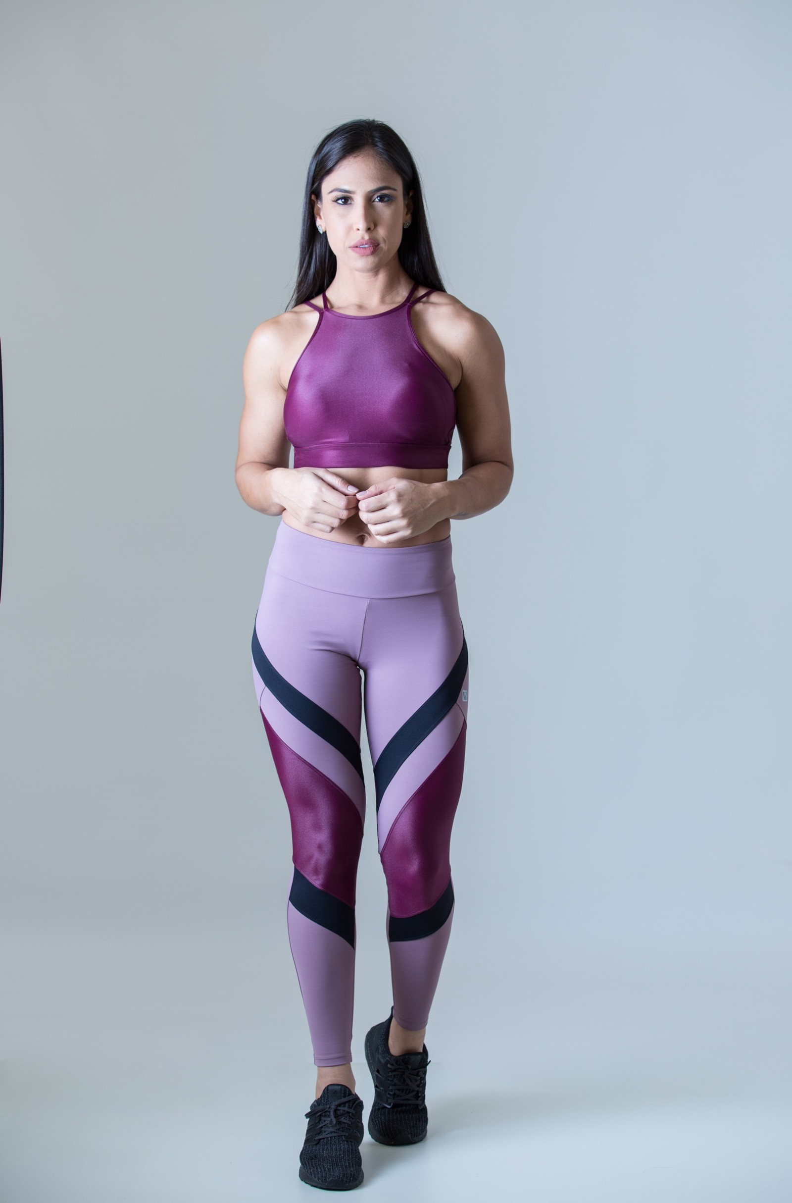 Cropped Absolute Lacca, Coleção Plenitude - NKT Fitwear Moda Fitness