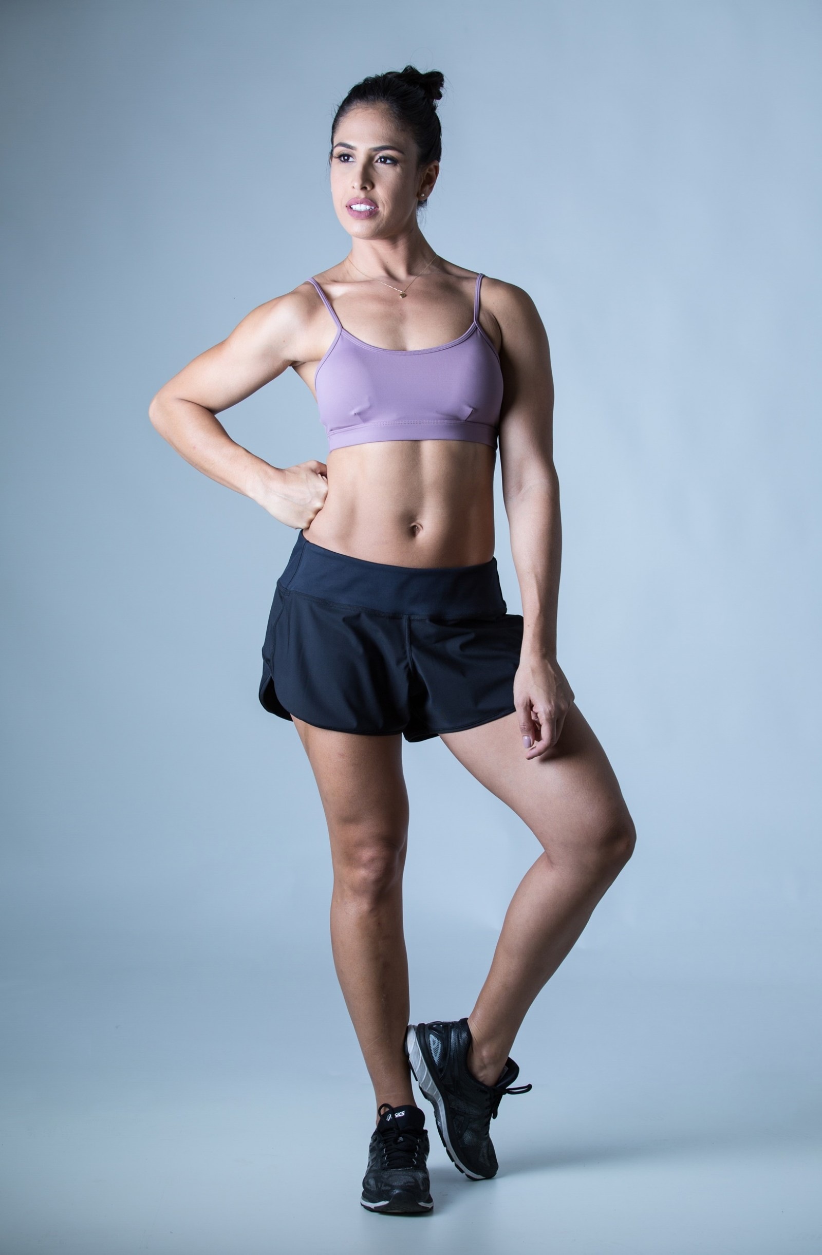 Top Profusion Flan de Uva, Coleção Plenitude - NKT Fitwear Moda Fitness