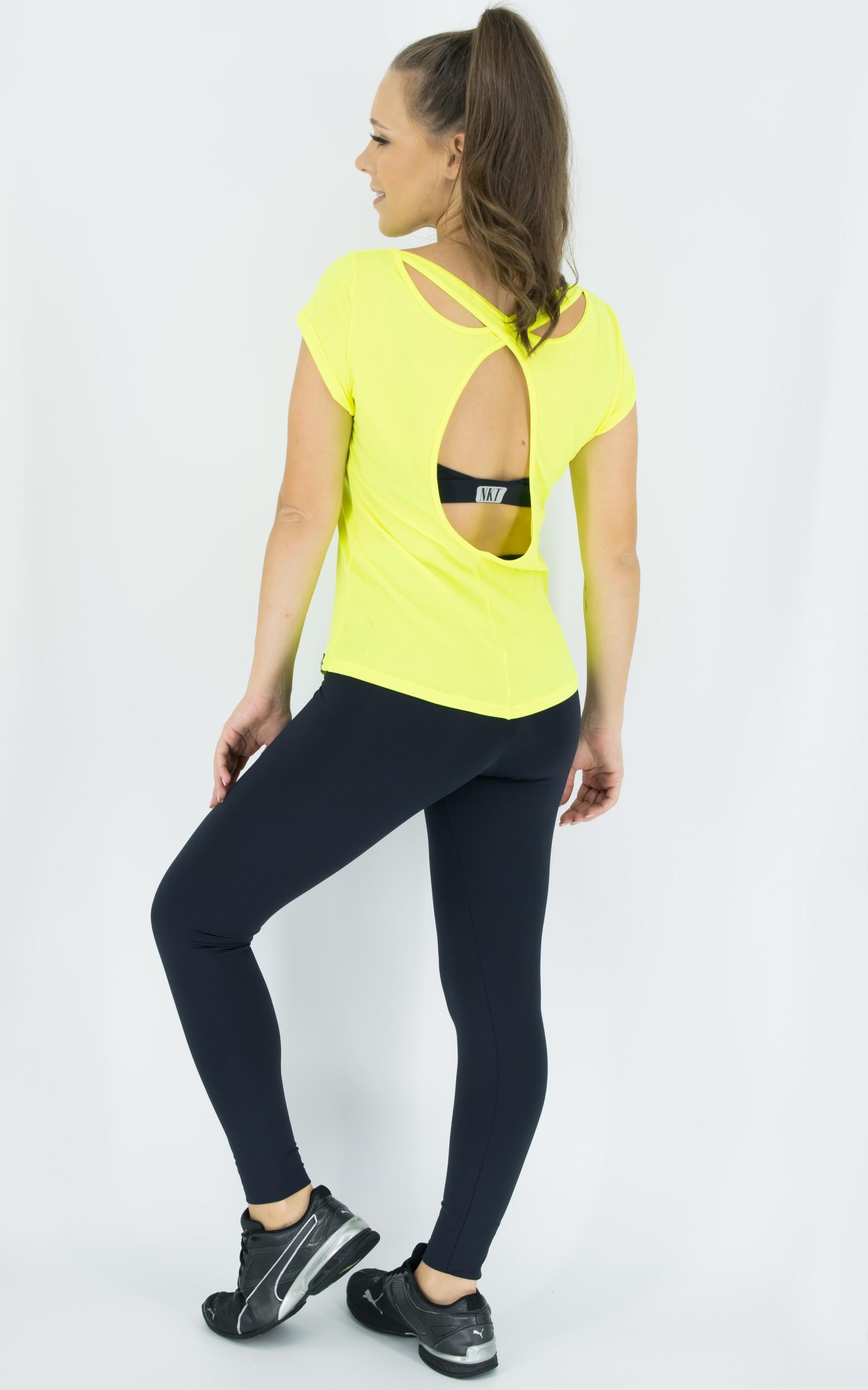 Blusa Special Neon, Coleção Move Your Body - NKT Fitwear Moda Fitness