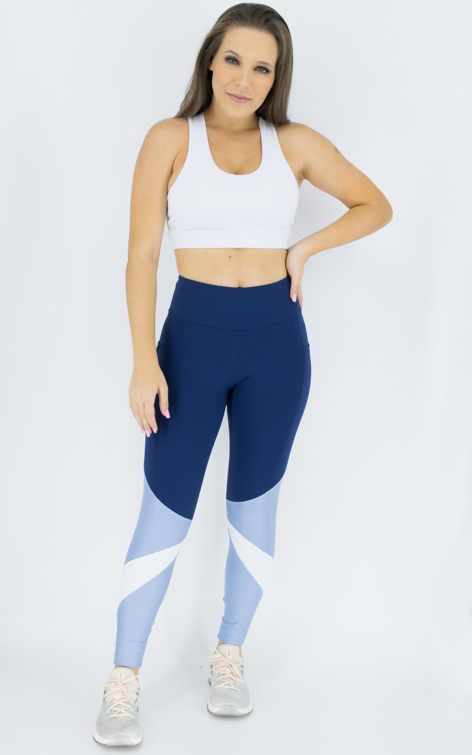 Top Pratic Branco, Coleção Move Your Body - NKT Fitwear Moda Fitness