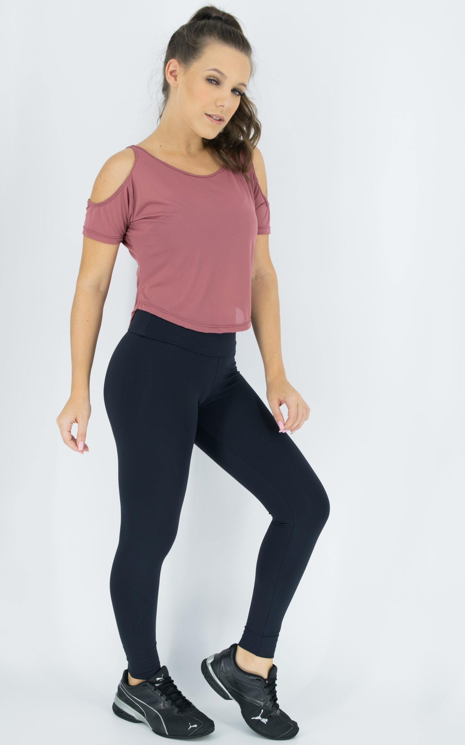 Blusa Like Blush, Coleção Move Your Body - NKT Fitwear Moda Fitness