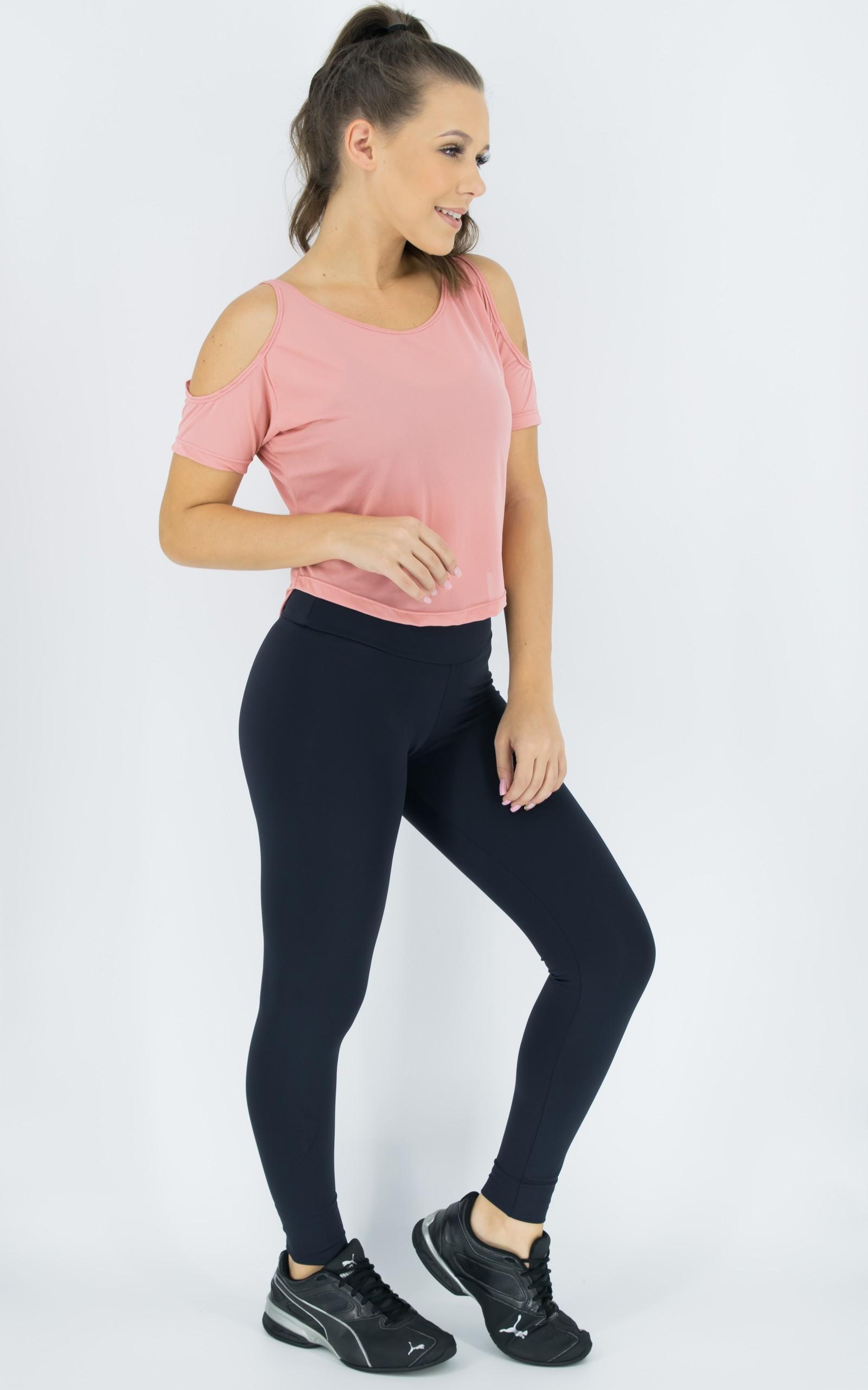 Blusa Like Pêssego, Coleção Move Your Body - NKT Fitwear Moda Fitness
