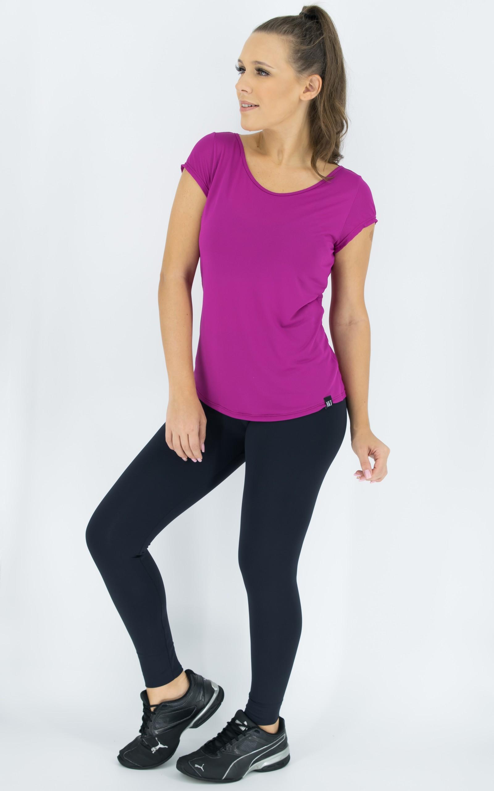 Blusa Special Rouge, Coleção Move Your Body - NKT Fitwear Moda Fitness