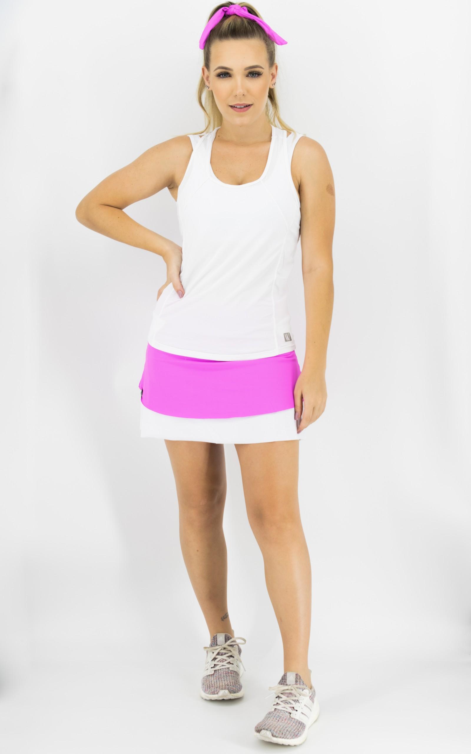 Saia Shorts Star Biquini, Coleção Move Your Body - NKT Fitwear Moda Fitness