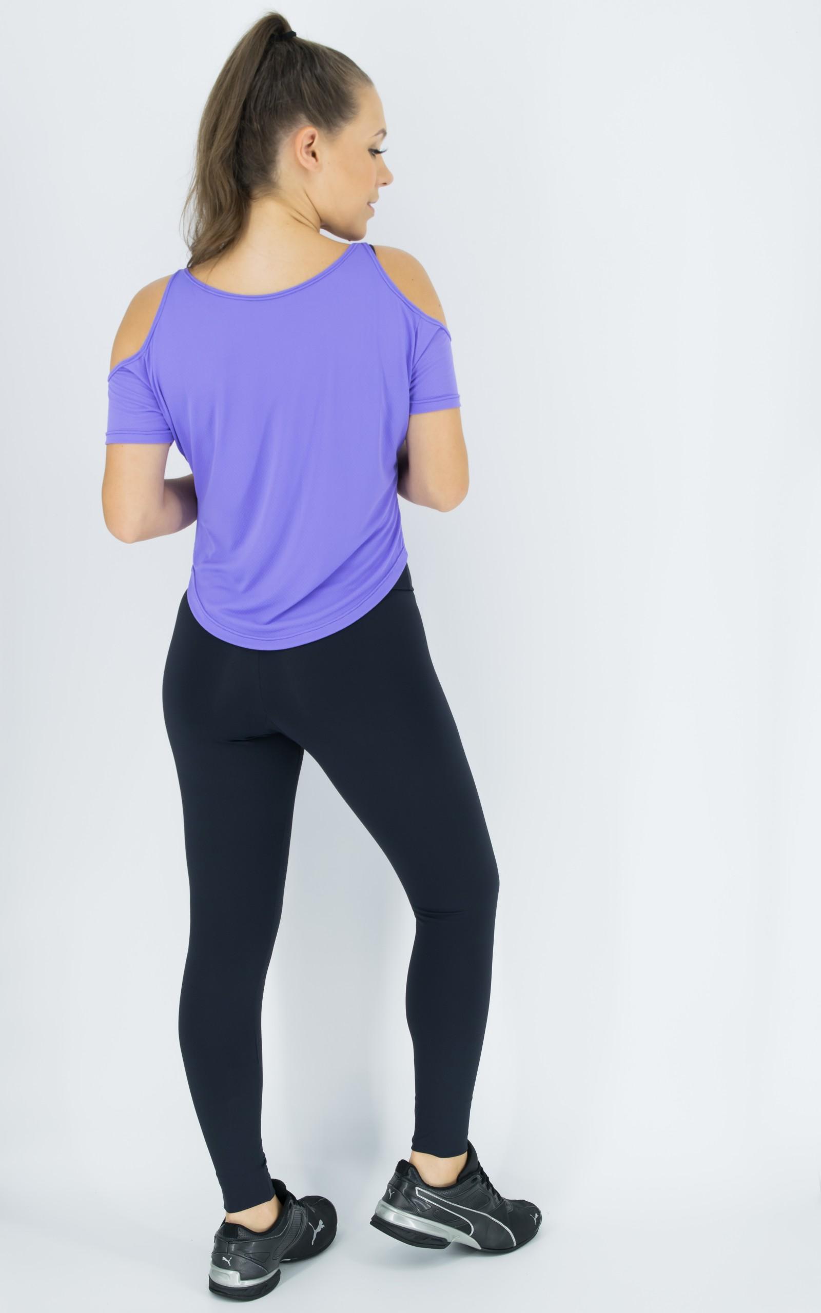 Blusa Like Lilás, Coleção Move Your Body - NKT Fitwear Moda Fitness